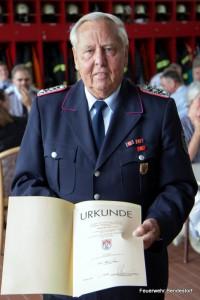 Hauptlöschmeister Wilhelm Beecken