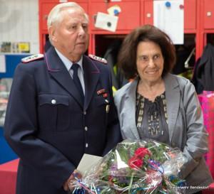 Wilhelm und Elke Beecken