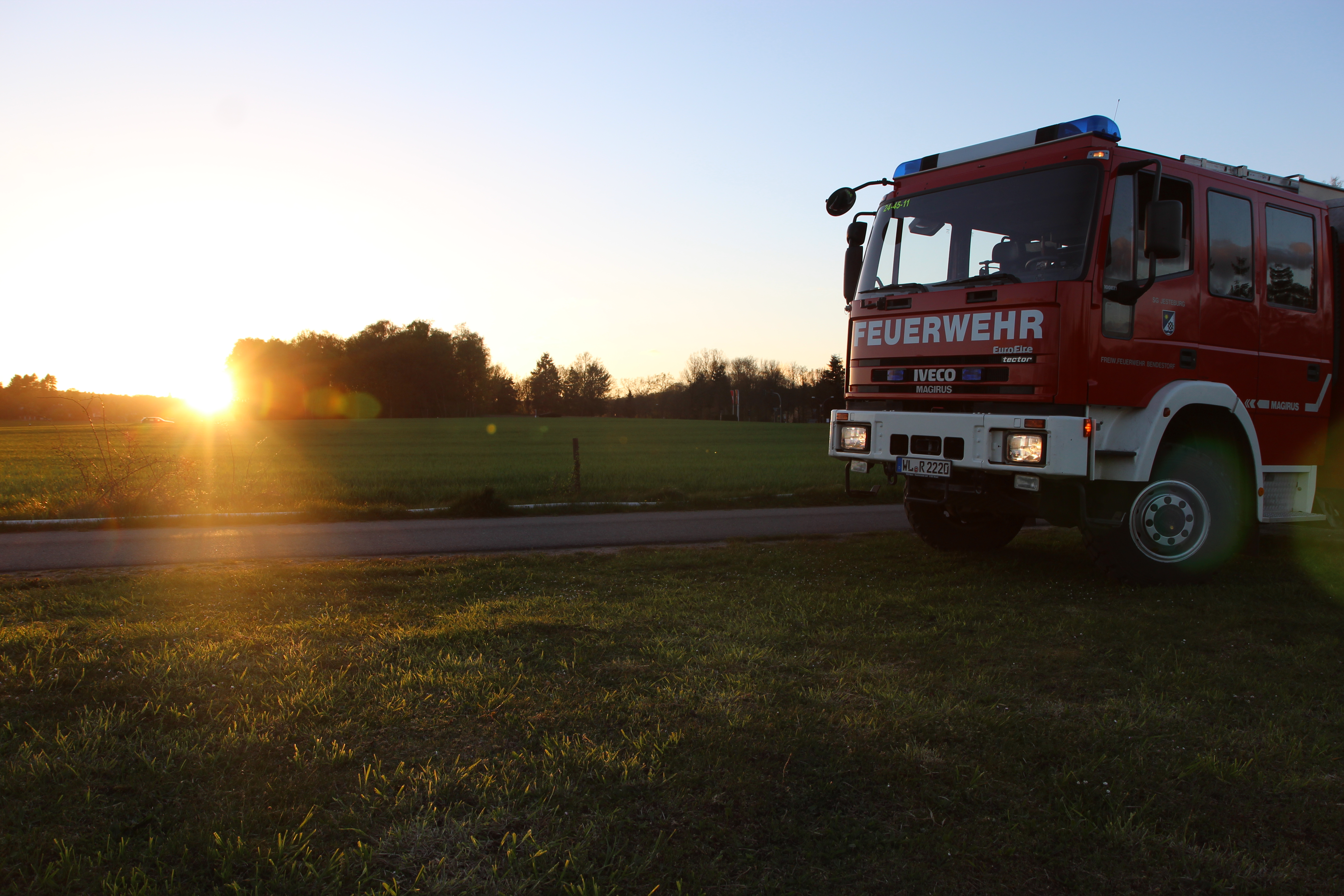 LF Sonnenuntergang